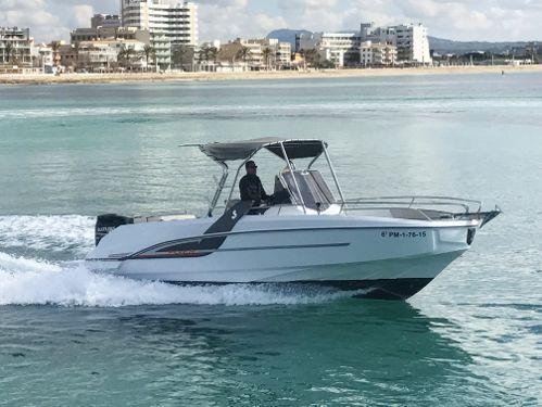 Motorboat Beneteau Flyer 7.7 Spacedeck · 2015
