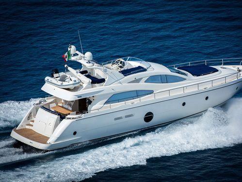Motorboat Aicon 64 · 2006