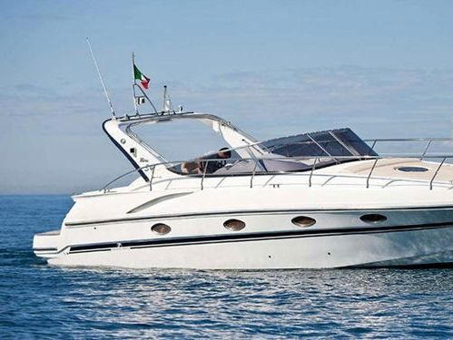 Motorboat Mira 34 · 2011
