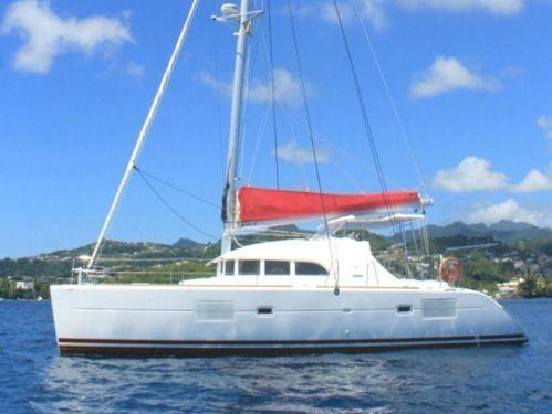 Catamaran Lagoon 380 Premium · 2014