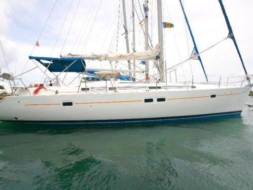 Sailboat Beneteau Oceanis 41 (2000)