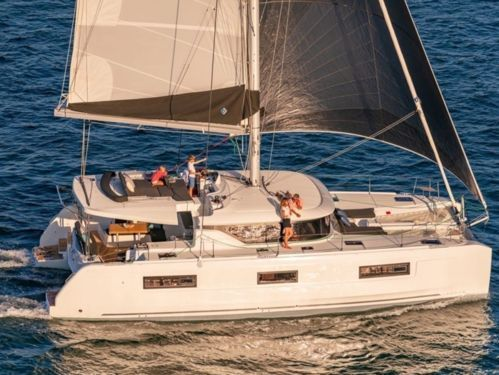 Catamaran Lagoon 46 (2019)