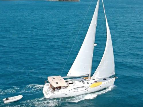 Sailboat Beneteau Oceanis 54 (2013)