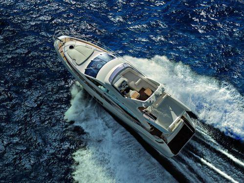 Motorboot Azimut 58 · 2010