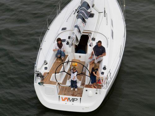 Segelboot Varianta 37 (2014)