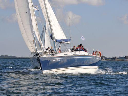 Segelboot Hanse 370 (2008)