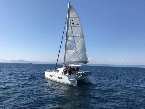 Catamarano Lagoon 380 · 2005