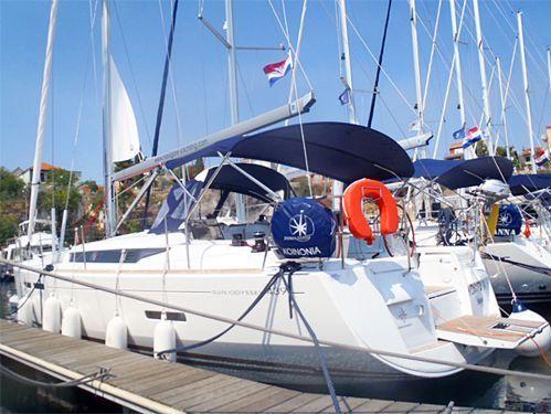 Sailboat Jeanneau Sun Odyssey 439 · 2011