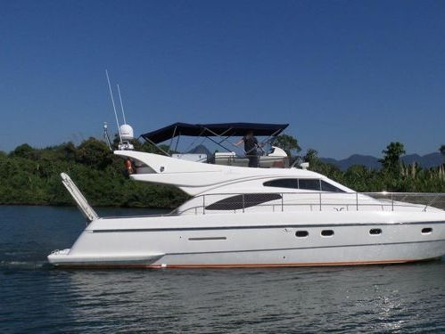 Motorboat Ferretti 46 (2013)