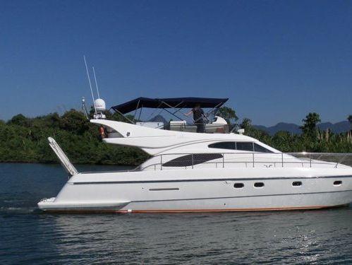 Imbarcazione a motore Ferretti 46 · 2013