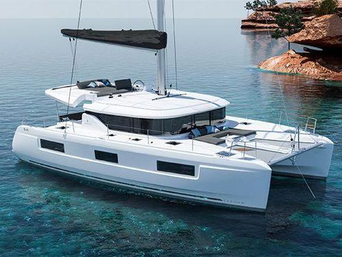 Catamarano Lagoon 46 · 2019