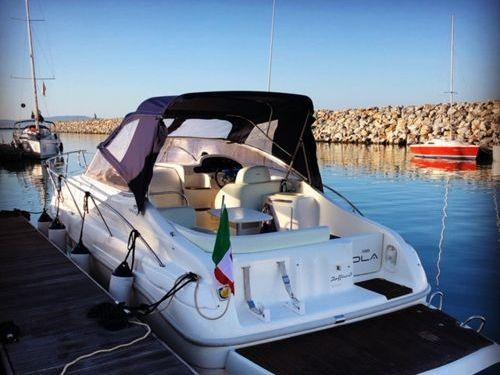 Imbarcazione a motore Cranchi Zaffiro 28 (2006)