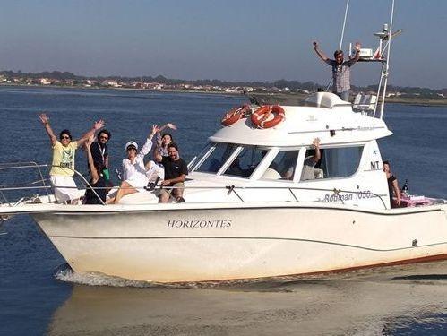 Motorboot Astinor 840 FLY · 2001
