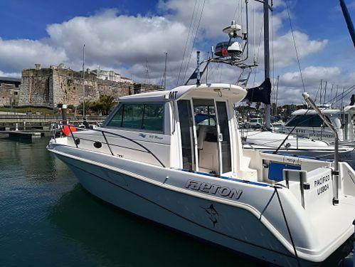 Motorboot Faeton Moraga 1040 · 2008