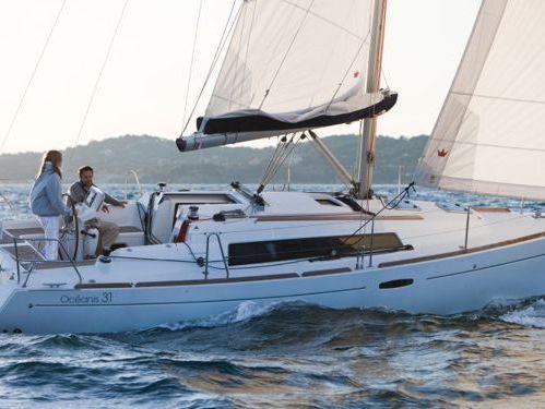 Barca a vela Beneteau Oceanis 31 (2010)