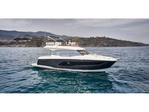 Motorboot Jeanneau Prestige 42 · 2020