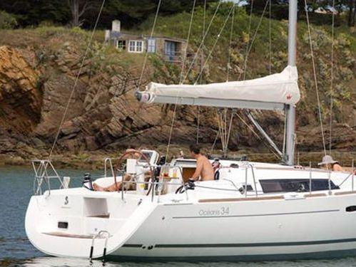 Barca a vela Beneteau Oceanis 34.2 (2011)