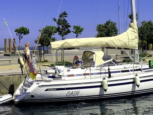 Barca a vela Sunbeam 37 (2006)