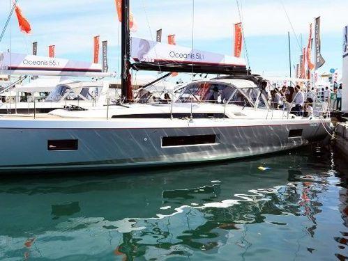 Sailboat Beneteau Oceanis 51.1 · 2020