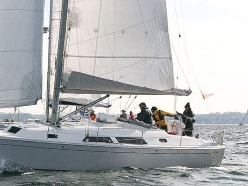 Barca a vela Hanse 370 (2009)