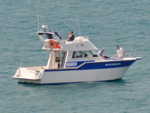 Motorboot Rodman 1250 · 1994