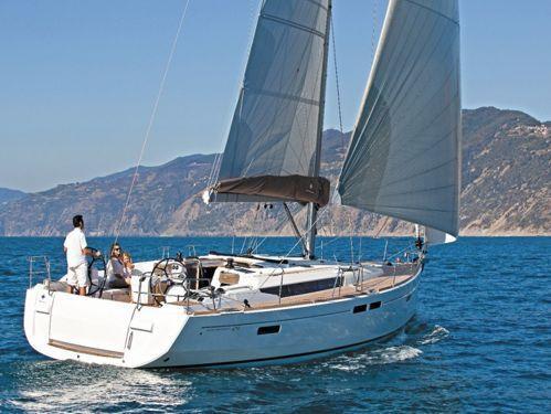 Barca a vela Jeanneau Sun Odyssey 519 · 2020