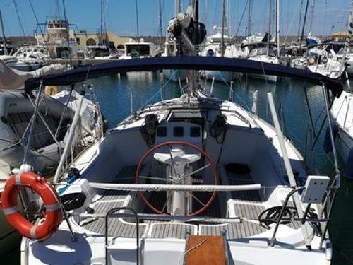 Zeilboot Jeanneau Sun Oddysey 37 · 2005