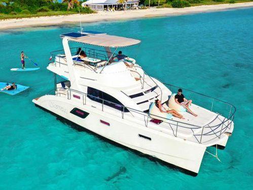 Motor Catamaran Fountaine Pajot Power 40 · 2012
