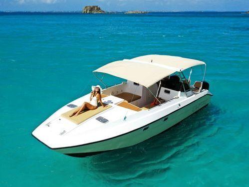Motor Catamaran Power Cat 27 · 1994