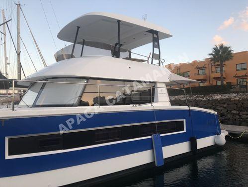Catamarano a motore Fountaine Pajot MY 37 · 2017