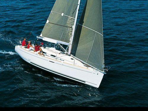 Sailboat Beneteau First 36.7 (2010)