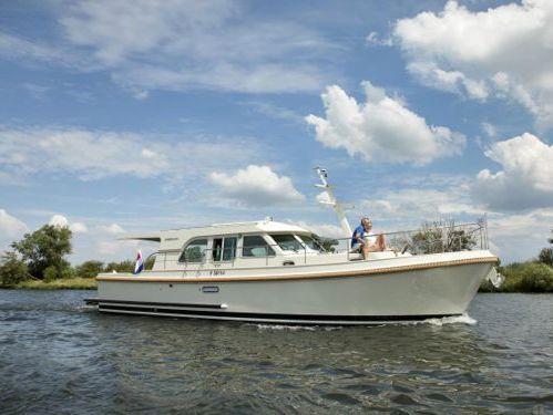 Motorboat Linssen Grand Sturdy 40.0 Sedan (2020)