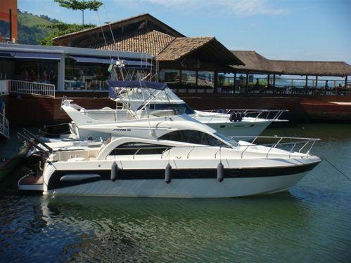 Motorboat Beneteau Antares 380 (2005)