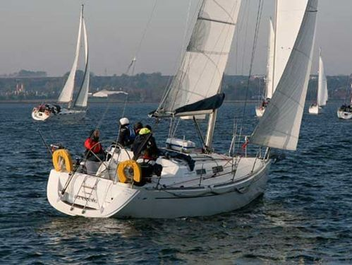 Barca a vela Dufour 34 · 2004