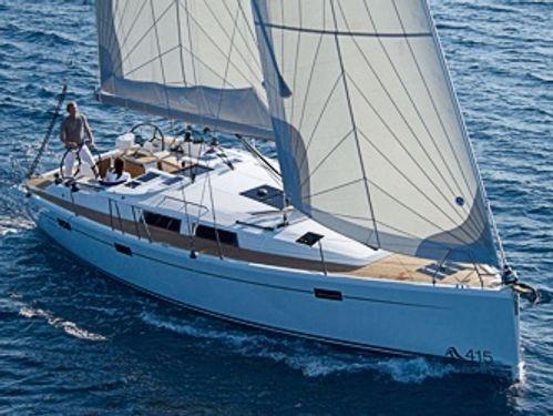 Barca a vela Hanse 415 · 2015