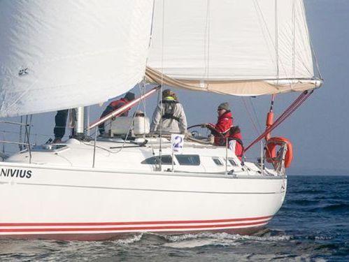 Segelboot Sun Fast 37 (2006)