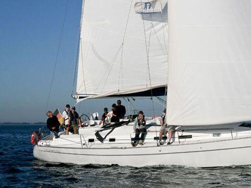 Sailboat Beneteau Cyclades 43.4 · 2008