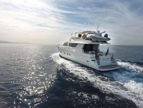 Imbarcazione a motore POSILLIPO Technema 66 (1996)