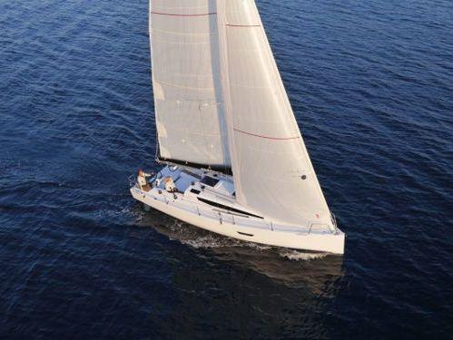 Sailboat Elan E4 (2020)