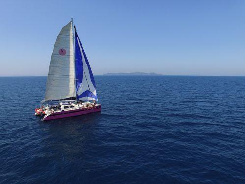 Catamarano Nautitech 64 · 1994