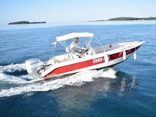 Speedboat Navalplastica Emy 19 (1996)