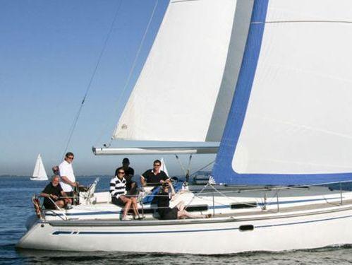 Segelboot Bavaria Cruiser 34 (2009)