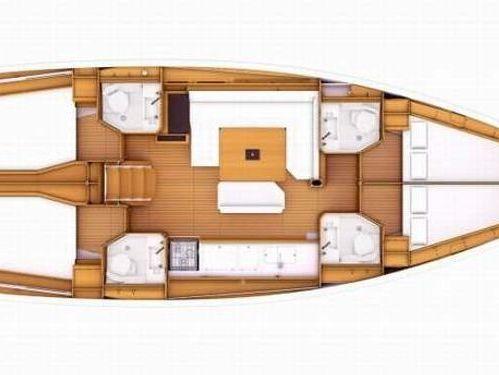 Zeilboot Jeanneau Sun Odyssey 519 · 2019