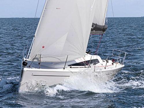 Zeilboot Dehler 34 · 2020