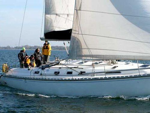 Segelboot Dufour 43 (1998)