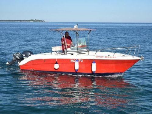 Speedboat Northstar 220 CC (2007)