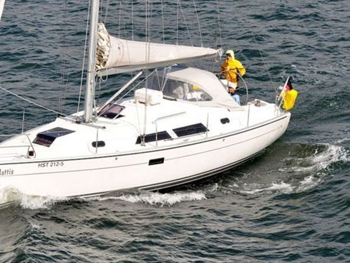Barca a vela Hanse 370 Perf · 2009