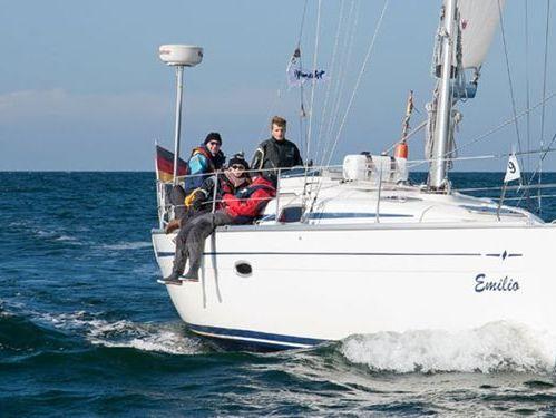 Barca a vela Bavaria Cruiser 37 (2007)