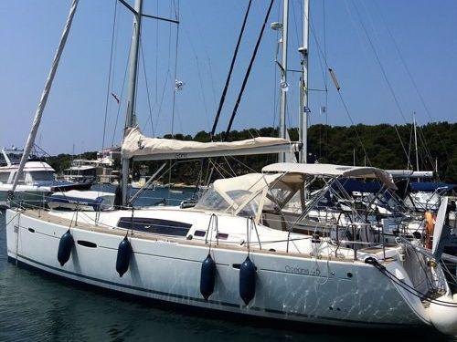 Barca a vela Beneteau Oceanis 46 · 2009