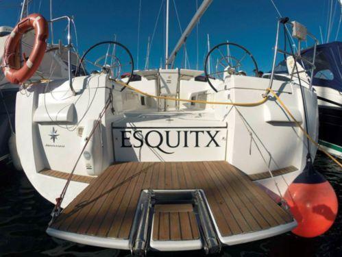 Segelboot Jeanneau Sun Odyssey 439 · 2013